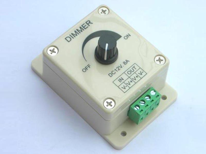 低压调光控制器