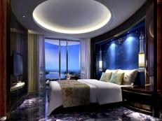 三亚美丽之冠七星酒店室内效果